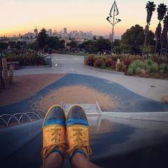 Dolores Park, San Francisco. | THE UT.LAB | Travel Light *