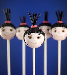 Agnes Cake Pops