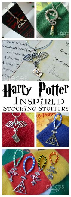 HP inspired stocking stuffers