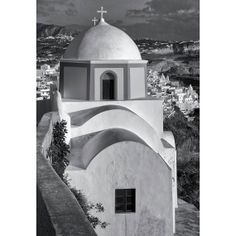 """Church #4, Santorini"""
