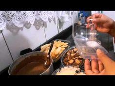 Pavê de sonho de Valsa no pote (Faça & venda) - YouTube