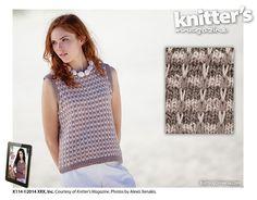 Ravelry: Slip Shape pattern by Kathy Zimmerman