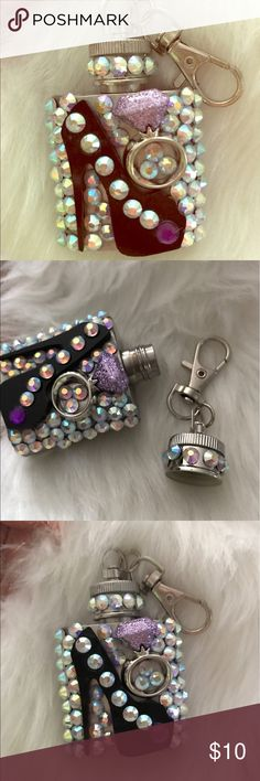 Stainless Steel Flask Key Chain I can custom made Any theme Accessories