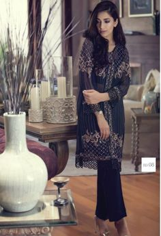 Mbroidered Eid Collection 2015, Maria B Mbroidered Eid Dresses 2015, Maria B embroidered collection 2015, Maria B Mbroidered Eid Collection 2015