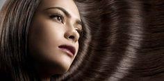 como dar brilho aos cabelos
