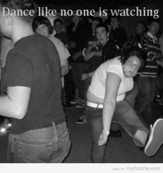 Makes me laugh. Then I look at the faces of the people in the background and laugh some more. HAHAHAHAHAHAHAHAHA.