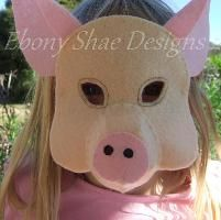 You have to see Panda Mask Pattern. One Size Fits Most. on Craftsy!