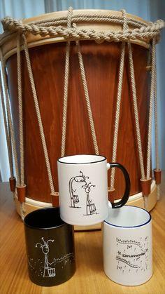 Personalisiere Deine Drummli Tasse zu einem einzigartigen Geschenk French Press, Coffee Maker, Kitchen Appliances, Mugs, Tableware, Unique Gifts, Coffee Maker Machine, Diy Kitchen Appliances, Coffee Percolator