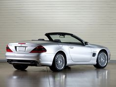 Mercedes-Benz SL 55 AMG US-spec (R230) '2001–08