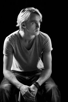 oh, tom with his malfoy hair... love