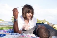 Picnic engagement session at the Deering Estate / Rubber Boots Photography