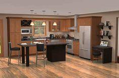 Kitchen Cabinets | Kitchen Cabinets Price Estimator | CliqStudios