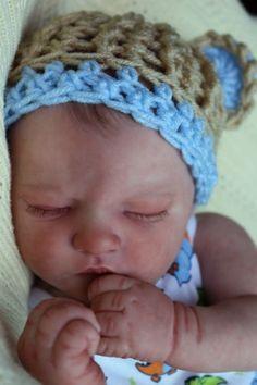 Adorable Reborn New Release Realborn OWEN Baby Boy *TINY*SPROUTS*REBORNS*