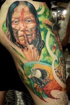 Tattoo Artist - William Tattoo | www.worldtattoogallery.com/tattoo_artist/william-tattoo