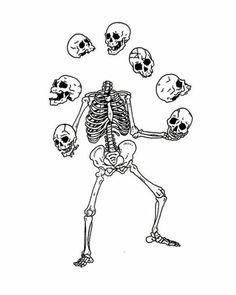 Tattoo sketches on I Tattoo Sketches, Tattoo Drawings, Body Art Tattoos, Art Sketches, Art Drawings, Tatoos, Skeleton Art, Skeleton Tattoos, Skeleton Drawings