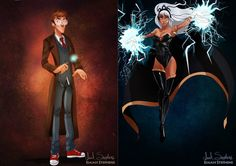 Our Favorite Disney Characters Dress Up As Their Favorites for Halloween