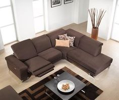 ROM Deimos Corner Sofas from Queenstreet Carpets & Furnishings