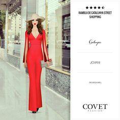 Jet set. Covet Fashion. Rambla de Catalunya by erika boveri