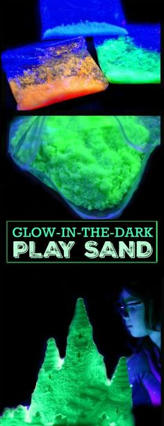DIY GLOW-IN-THE-DARK