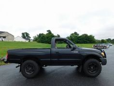 Cars for Sale: Used 1998 Toyota Tacoma in 4x4 Regular Cab, Harrisonburg VA: 22801 Details - Truck - Autotrader