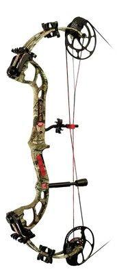 2012 PSE Revenge Mossy Oak Break Up Infinity Compound Bow RH 29-60#