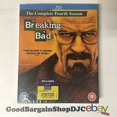 Breaking bad - season 4 - #complete #(blu-ray, 2013, 3-disc set) *new & #sealed*,  View more on the LINK: 	http://www.zeppy.io/product/gb/2/222342056646/