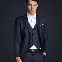 Like and Share if you want this  Top Quality 2016 Mens Slim Suits Set 3 Psc Blazer+Vest+Pants Groom Wedding Suits For Men Dress Suit Navy/Red/Grey Jacket     Tag a friend who would love this!     FREE Shipping Worldwide     #Style #Fashion #Clothing    Get it here ---> http://www.alifashionmarket.com/products/top-quality-2016-mens-slim-suits-set-3-psc-blazervestpants-groom-wedding-suits-for-men-dress-suit-navyredgrey-jacket/