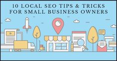 10 Local SEO Tips & Tricks for Small Business Owners - Relevance Social Marketing, Online Marketing, First Web Page, Seo Professional, Seo Ranking, Local Seo, Blog Sites, Seo Tips, Cool Websites