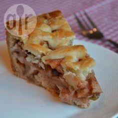 Holländischer Apfelkuchen, gedeckter Apfelkuchen, Apfelkuchen mit Gitter, lecker, einfach http://de.allrecipes.com/rezept/5682/holl-ndischer-apfelkuchen.aspx @ de.allrecipes.com