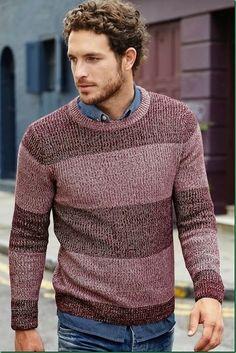 Amrican Model, Justice Joslin for Next: Sweaters | Men's Fashion www.designerclothingfans.com