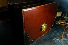 #briefcase #handbag #handmade #luxury #leather #leathercraft #fashion #fashionman #styl #skin #craft #document #atelier #handsewing…