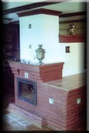 Картинки по запросу печь камин с лежанкой