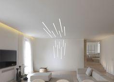 LED recessed lights Slim Line ref.788 & 789