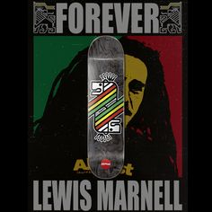 Almost Skateboards - Lewis Marnell Forever