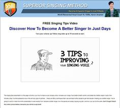 Aaron Anastasi Reveals His World-Class Techniques Concerning how to Be a Better Singer In a Little bit On a daily basis And also the 3 Simple Tips You can utilize At the moment To Instantly Transform your Singing Voice