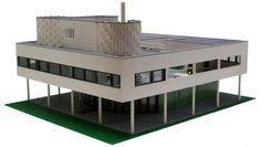 Ville Savoye LEGO