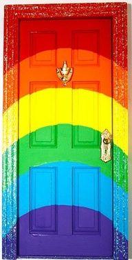 Colors make rainbows