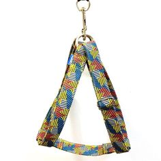 NEW! This organic cotton dog harness is made by Pepito & Co, a Spanish brand committed to creating eco-friendly designer dog products.