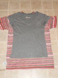 How to fix a too-big t-shirt