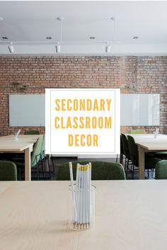 553 best high school classroom decorating images classroom design rh pinterest com