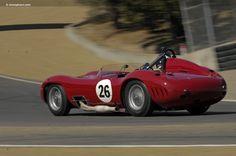 Maserati 450S with body by Fantuzzi