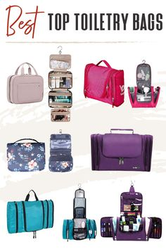Whether you're globetrotting or planning a short weekend getaway, a hardworking and stylish toiletry bag is essential to keep your beauty products organized and accessible. Never fear! Travel Fashion Girl has got it sorted. #TravelFashionGirl #TravelFashion #PackingTips #traveltoiletrybag #whattopack #travelgear Travel Packing Bags, Travel Bag Essentials, Packing Tips, Travel Luggage, Travel Fashion, Travel Style, Bag Pack, Travel Toiletries, Toiletry Bag