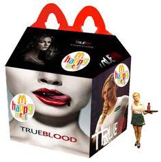 """""""True Blood"""" Happy Meal"""