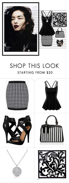 """""""Statement"""" by jbeb ❤ liked on Polyvore featuring Balmain, Doublju, Michael Antonio and NOVICA"""