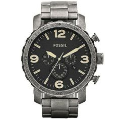 Fossil Jr1388 Nate Mens Watch Fossil. $148.90