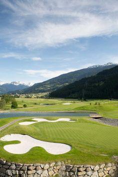 Sportresidenz Zillertal | Boutique Hotel | Austria | http://lifestylehotels.net/en/sport-residenz-zillertal | Golf Course | Nature | Alps