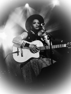 Ms. Lauryn Hill at The Observatory in Santa Ana