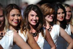 USGP Grid Girls 2014 Formula 1 Girls, Formula One, Pit Girls, Grid, Queens, Thea Queen
