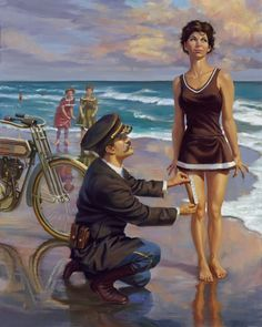 """Above The Law"" - Limited Editions - All Artwork - David Uhl 