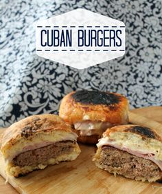 Cuban Burgers | How to be awesome on $20 a day